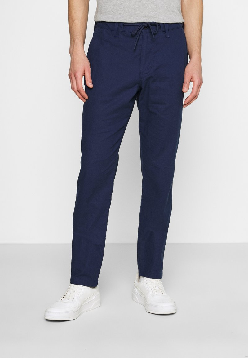 s.Oliver - LANG - Pantaloni - blue