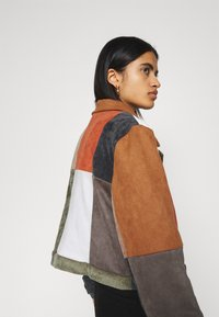 Jaded London - PATCHWORK JACKET WITH BUTTON FRONT - Summer jacket - multi - 4