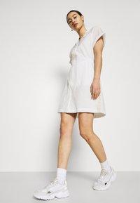 adidas Originals - DRESS - Vestido informal - white - 3