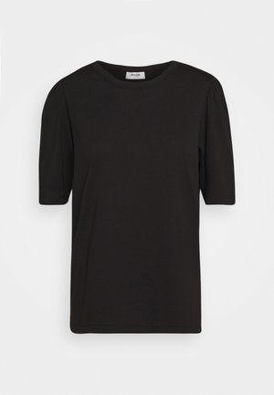 ALVA PUFF TEE - Print T-shirt - black