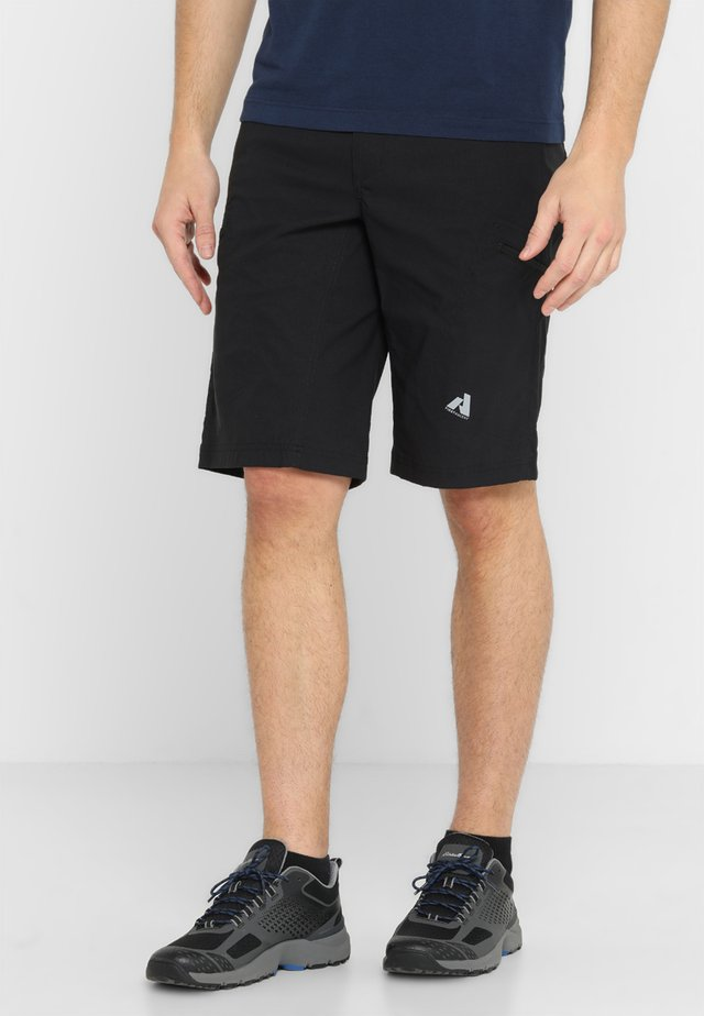 GUIDE PRO - Outdoor shorts - black