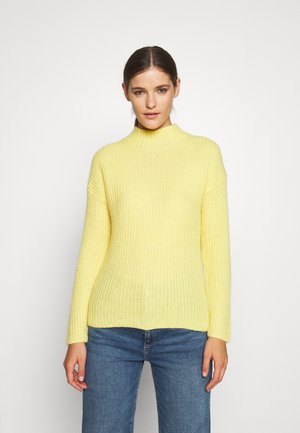 SANDRICKY - Jumper - light/pastel yellow