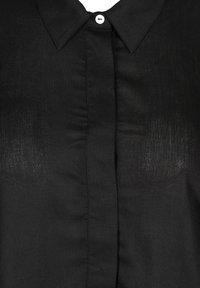 Zizzi - MIT KRAGEN - Tunic - black - 5