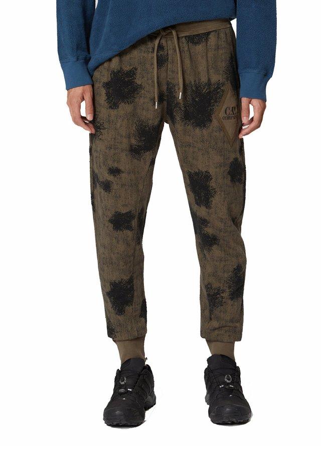 Pantaloni sportivi - dusty olive