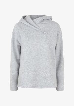 PCLEDA  - Hoodie - light grey melange