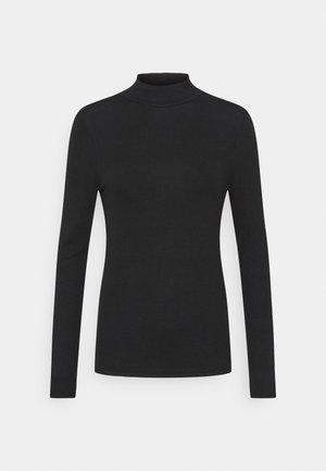 COZY - Long sleeved top - true black