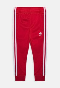 adidas Originals - SUPERSTAR  - Treningsdress - scarlet/white - 2