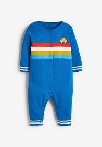Next - 3 PACK  - Sleep suit - blue - 3