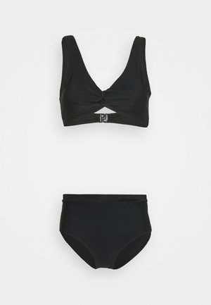VMLAYLA SWIM SET - Bikiny - black