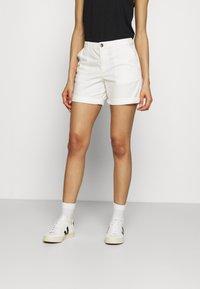 edc by Esprit - PIMA - Shorts - white - 0