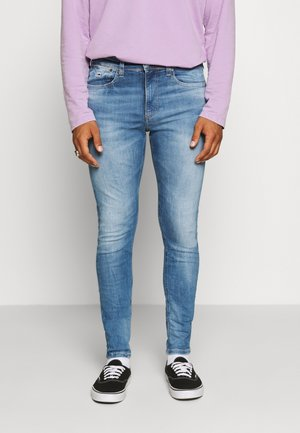 MILES SKINNY - Jeansy Skinny Fit - corry mid blue