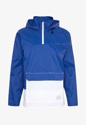 ANORAK - Summer jacket - sodalite blue/white