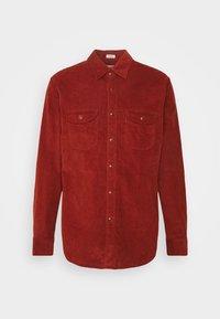 J.CREW - Shirt - burnt sienna - 7