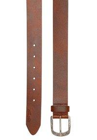 TOM TAILOR - Belt business - brown - 2
