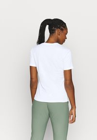 Norrøna - Basic T-shirt - white - 2