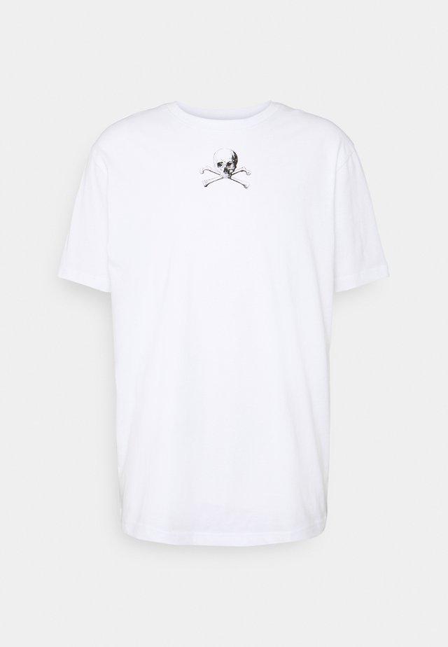 UNISEX  - T-shirt imprimé - white