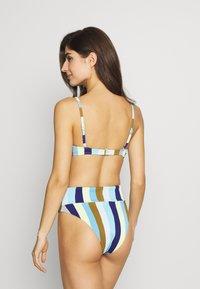 aerie - HI CUT CHEEKY - Bikini bottoms - bluejay - 2