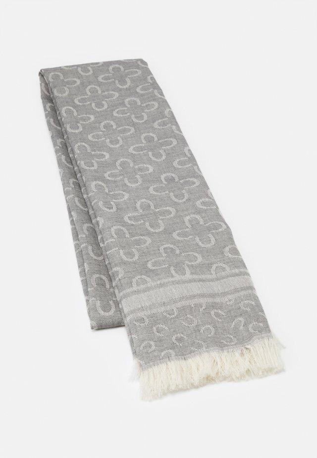 LOGO SCARF - Sjaal - grey