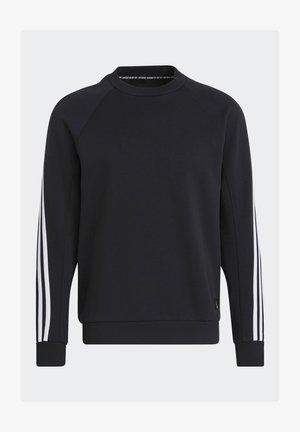 CREW MUST HAVES SPORTS PULLOVER - Sweatshirt - black