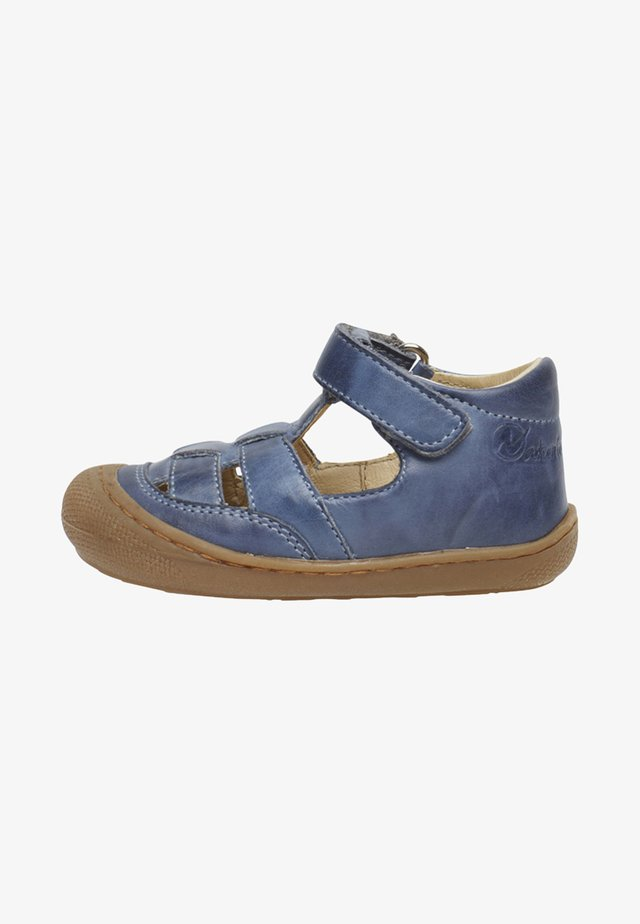 WAD - Baby shoes - blue