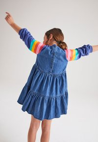 Next - Denim dress - multi-coloured - 1