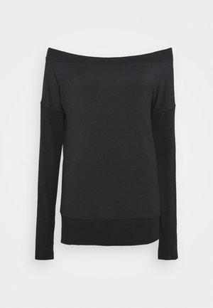 STUDIO BARRE - Sweatshirt - black