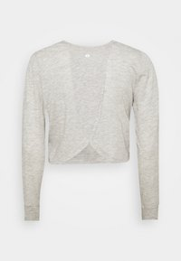 Cotton On Body - LIFESTYLE LONG SLEEVE - Long sleeved top - grey marle - 1