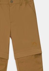 Finkid - URAKKA MOVE 2-IN-1 UNISEX - Outdoor trousers - cinnamon - 3
