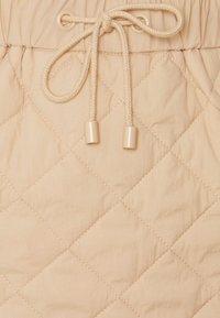 EDITED - CATALINA SKIRT - Mini skirt - beige - 2