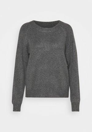 JDYBRILLIANT  - Svetr - dark grey melange