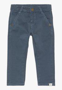 Smitten Organic - BABY - Chino kalhoty - orion blue - 0