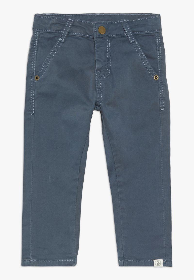 Smitten Organic - BABY - Chino kalhoty - orion blue