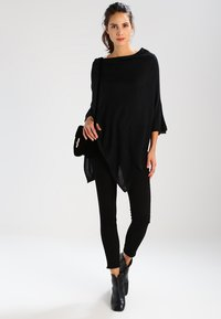 Anna Field - Cape - black - 1