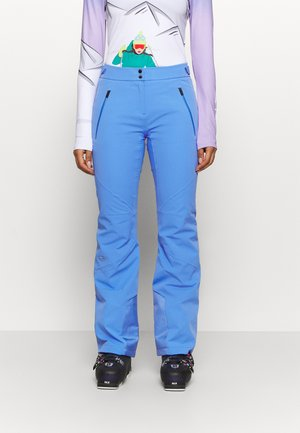 WOMEN FORMULA PANTS - Snow pants - periwinkle blue