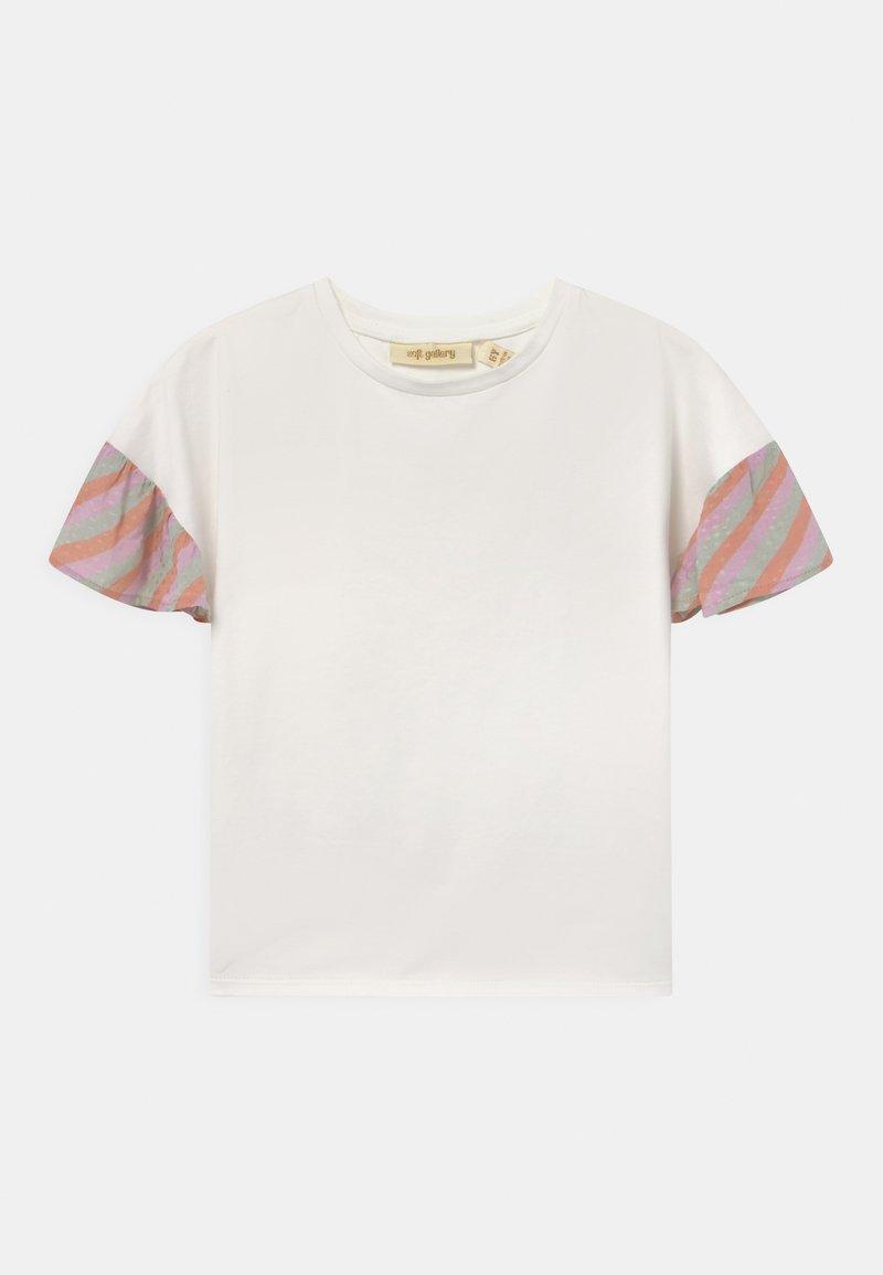 Soft Gallery - HILLY - T-shirt imprimé - dewkist