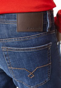 Pierre Cardin - DEAUVILLE REGULAR FIT - Straight leg jeans - darkblue - 4