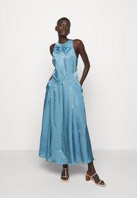 AKNVAS - GRES - Cocktail dress / Party dress - dark blue - 0