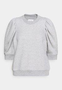 Second Female - DAWNI TEE - T-shirt imprimé - grey melange - 4