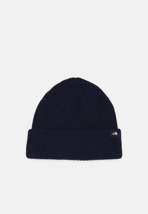 FISHERMAN BEANIE UNISEX - Bonnet - navy