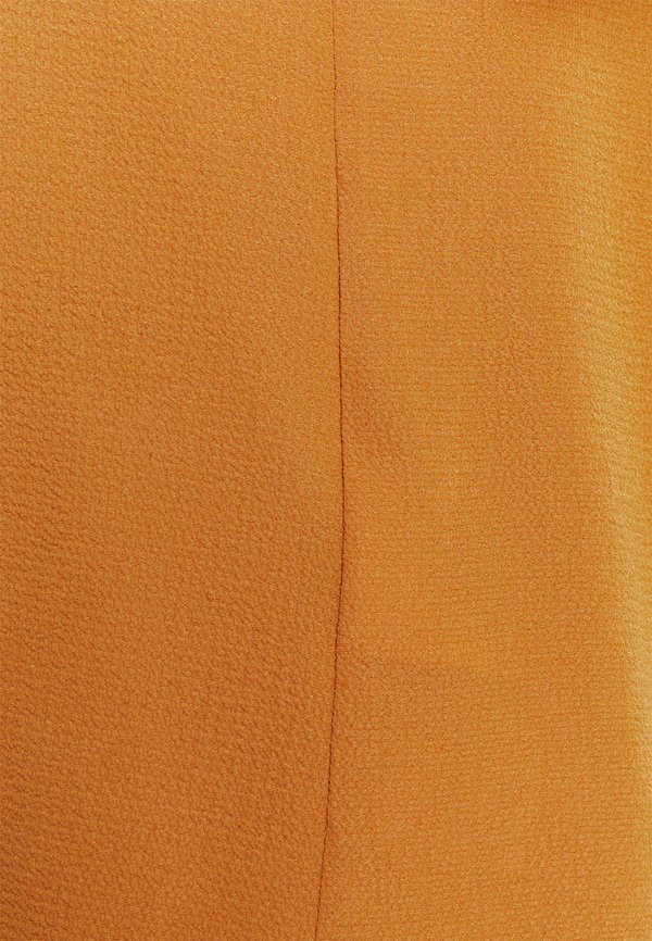 ONLY Carmakoma CARLUXMILA SOLID - T-shirt basic - glazed ginger/miedziany UQNC