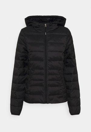 VMMIKKOLA SHORTHOODY JACKET - Winter jacket - black