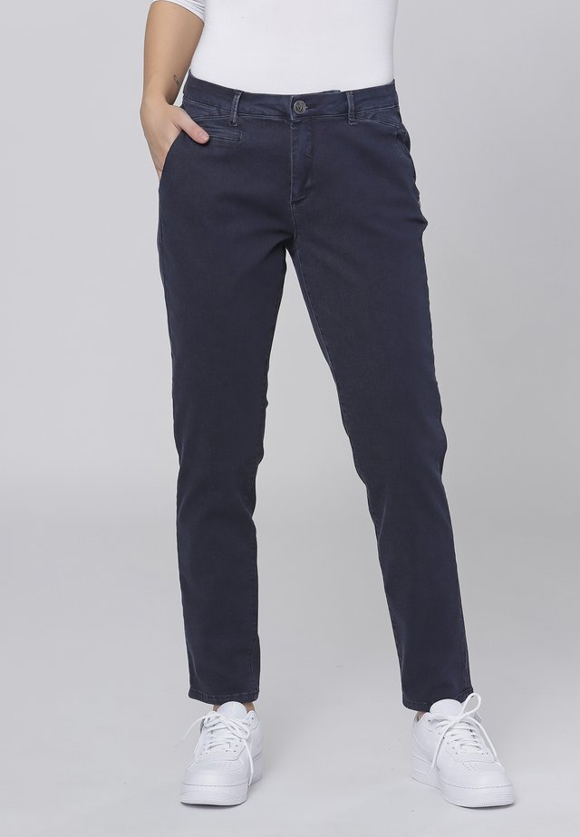 Chinos - dark navy