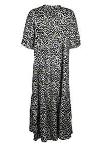 Zwillingsherz - LENI - Day dress - schwarz/beige - 1