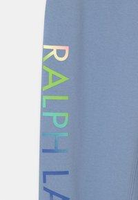 Polo Ralph Lauren - ATHLETIC - Pantalon de survêtement - chambray blue - 2