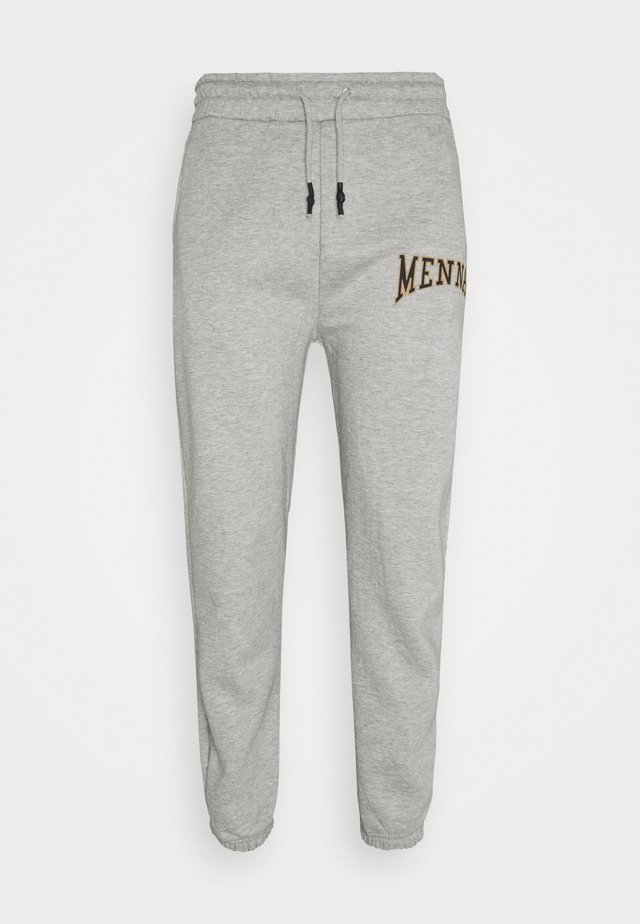 COLLEGIATE REGULAR UNISEX - Trainingsbroek - grey