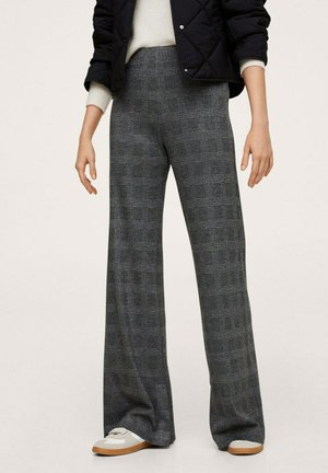 PLANITO - Trousers - donkergrijs