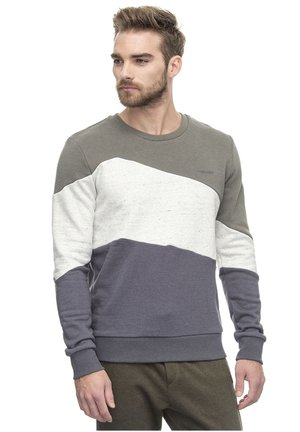 TRIPSY - Sweatshirt - dusty olive