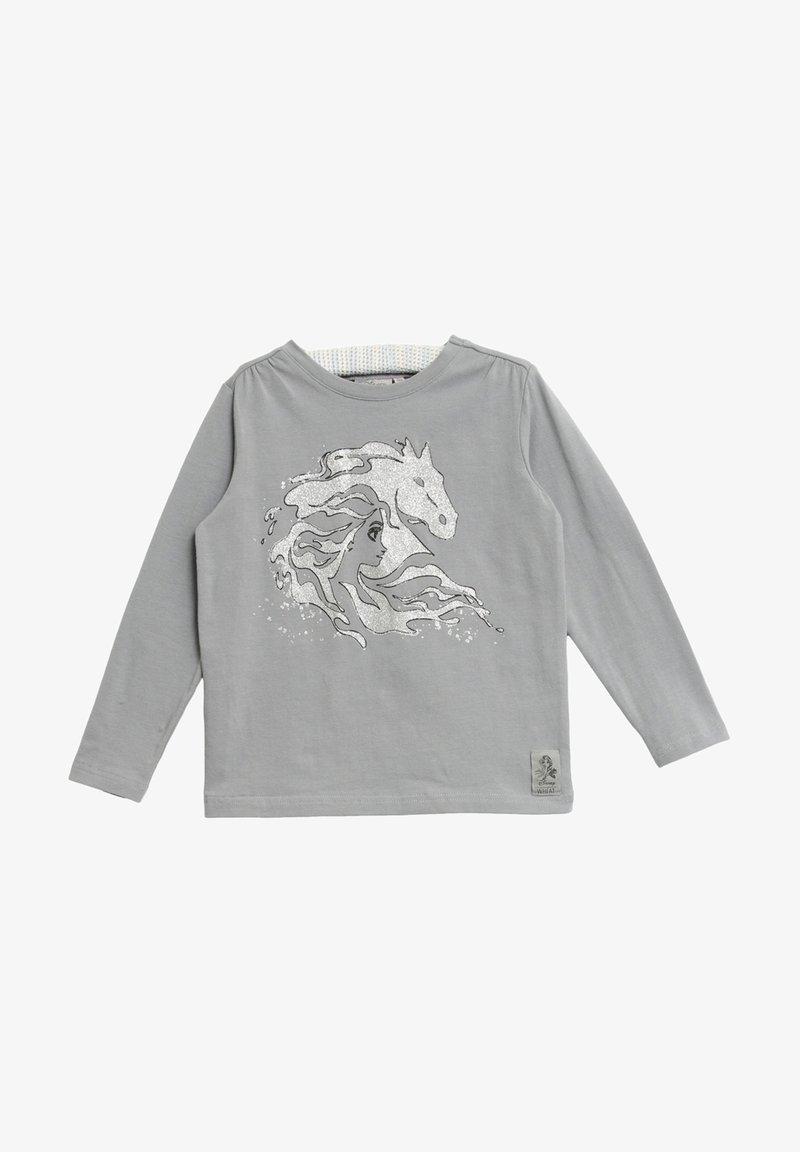 Wheat - Long sleeved top - light grey
