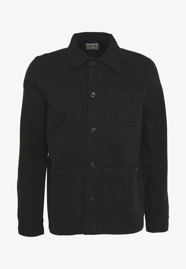 BARNEY - Camicia - black