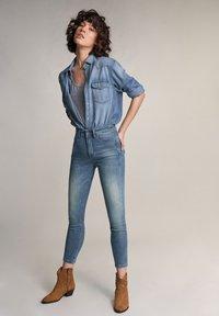 Salsa - PUSH IN - Slim fit jeans - blue - 1